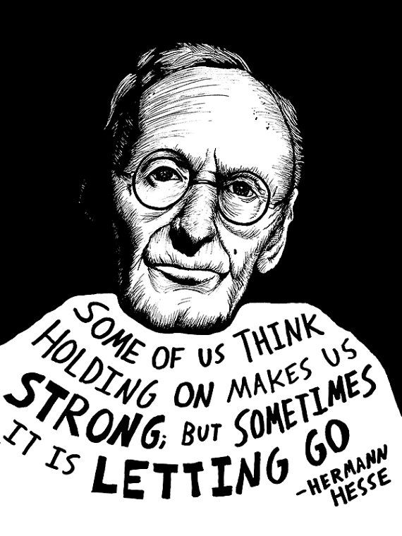 Hermann Hesse (serie autores) por Ryan Sheffield