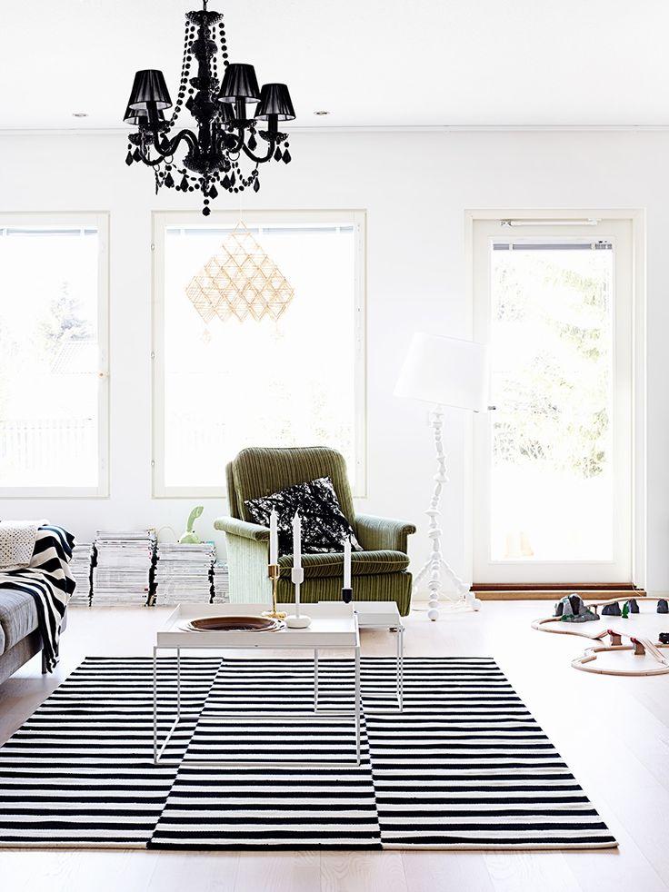 Livingroom at Hunajaista