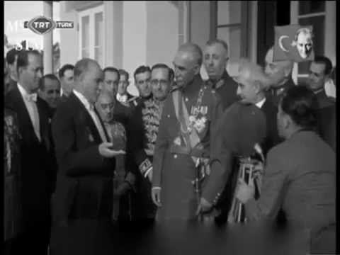 Atatürk'ün Yayınlanmamış Yeni Görüntüleri.mp4