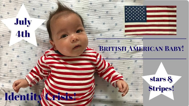 Happy Independence Day! (Baby Identity Crisis)