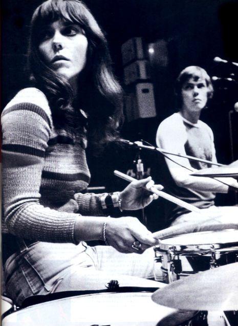Karen and Richard Carpenter, 1972