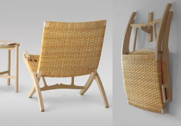 Living: Hans Wegner Folding chair *****
