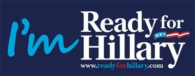 Get your free Ready for Hillary bumper sticker (US only) | Freebies Dip