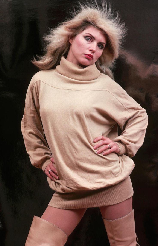 Debbie Harry nude 587