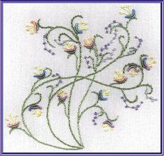 embroidery designs | Brazilian Dimensional Embroidery Learning Kit 2