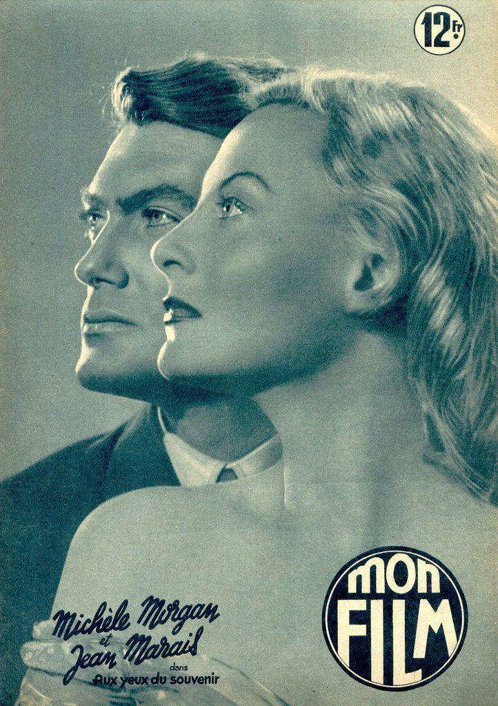 Michèle Morgan, Jean Marais