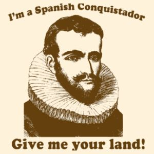 Spanish Explorers and Spanish Colonies US History Lesson Plan. Complete with Videos and Worksheets. High School or Middle School.