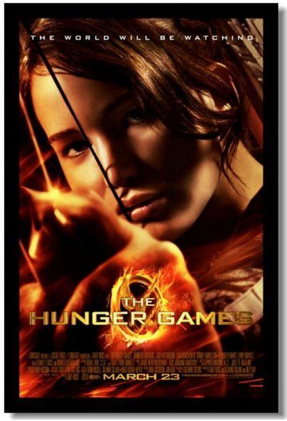 Купить голодные игры, the hunger games - постер, плакат, афиша №20 по низкой цене