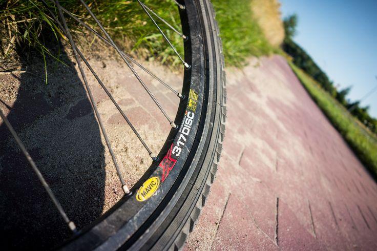 Poranna jazda rowerem :) Sony RX100!  #bike #rower #sony #rx100