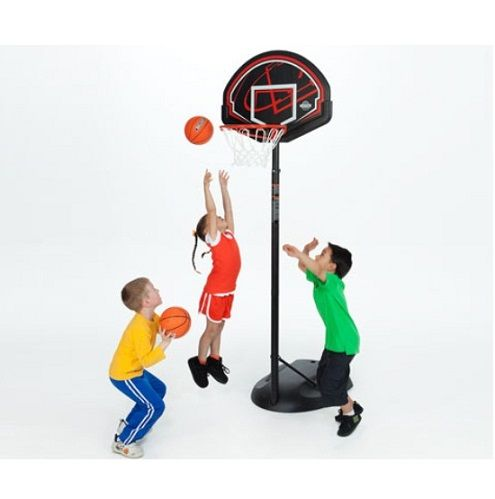 lifetime portable basketball hoop youth goal system