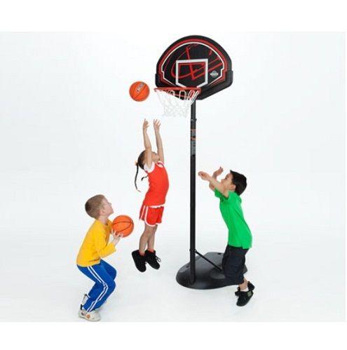 lifetime portable basketball hoop youth goal system