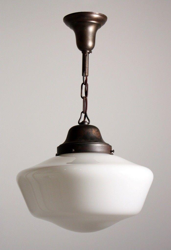 Schoolhouse Kitchen Light Fixtures