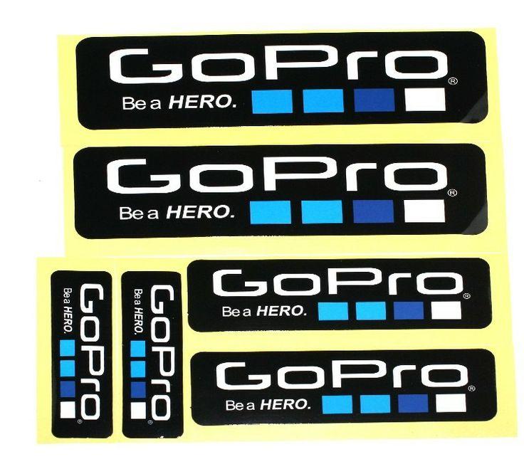 Gopro free stickers