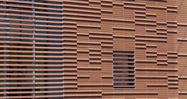 Facade Tetris The Luminous And Textured Potential of