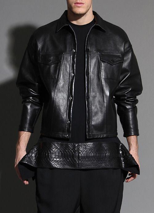 Gaetano Navarra S/S 2015 Menswear