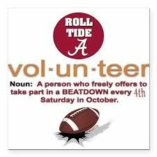 funny alabama vs tennessee pictures - Google Search