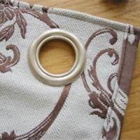 Poser des œillets de rideaux  Apprendre à coudre