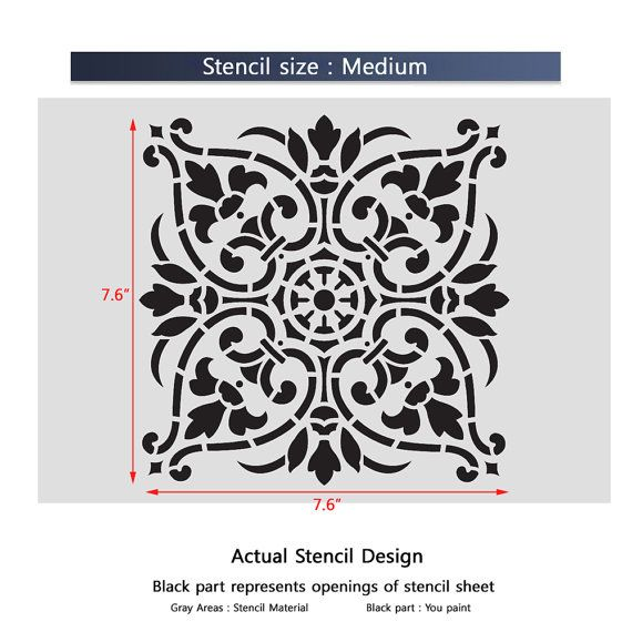Wall Stencil Designs best 25+ large wall stencil ideas on pinterest   wall stenciling