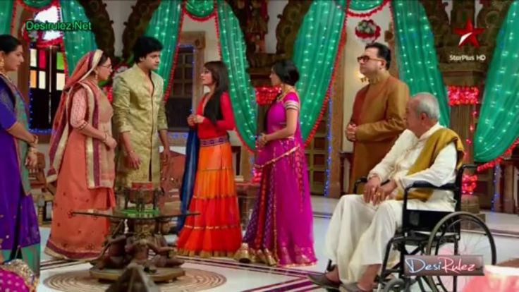 Indian drama saraswatichandra 20 jan 2014 - Once upon a time 1x02