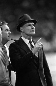 Coach Tom Landry.