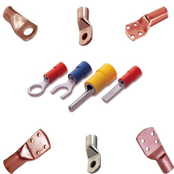 #CopperCompressionLugs #AluminiumCompressionLugs  #CrimpingLugs  We are the leading manufacturers and exporters of superior quality #AluminumLugs .This high conductivity wrought #aluminum and #copperlugs are electro plated to prevent corrosion and abrasion