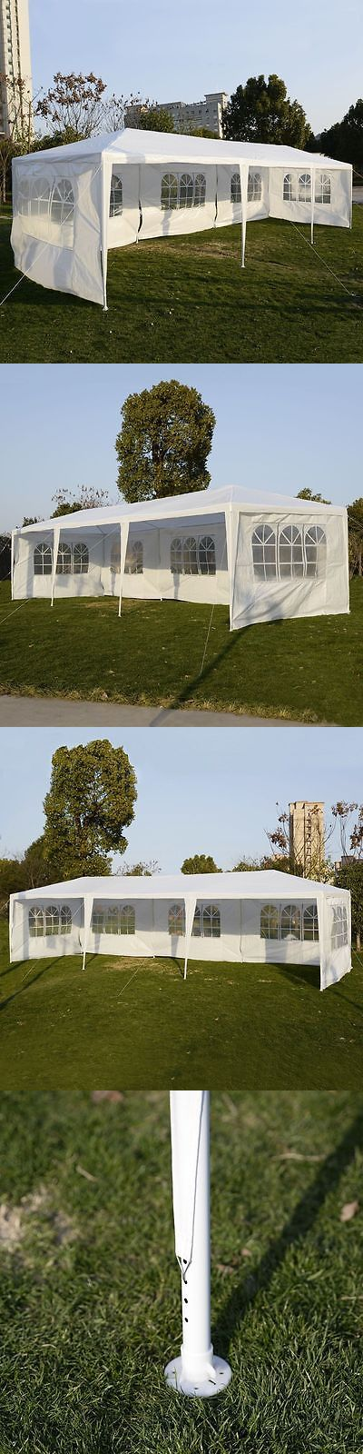 Marquees And Tents 180994: 10 X30 Party Wedding Outdoor Patio Tent Canopy  Heavy Duty Gazebo