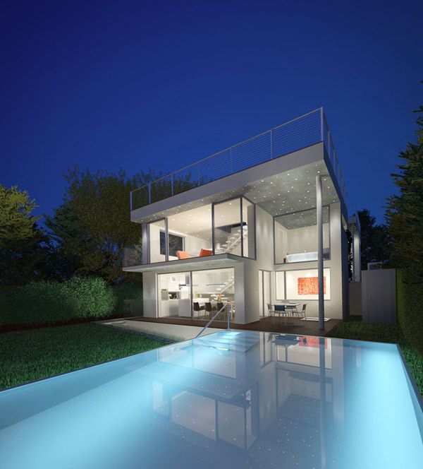 44 best Modern House images on Pinterest Architecture Facades