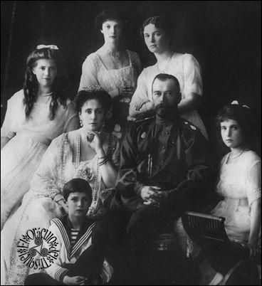 El Oráculo del Trisquel: La verdadera historia de Anastasia Romanov