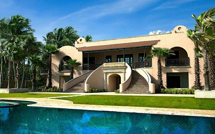 Su casa citrus heiress clara livingston 39 s home in puerto for House plans puerto rico