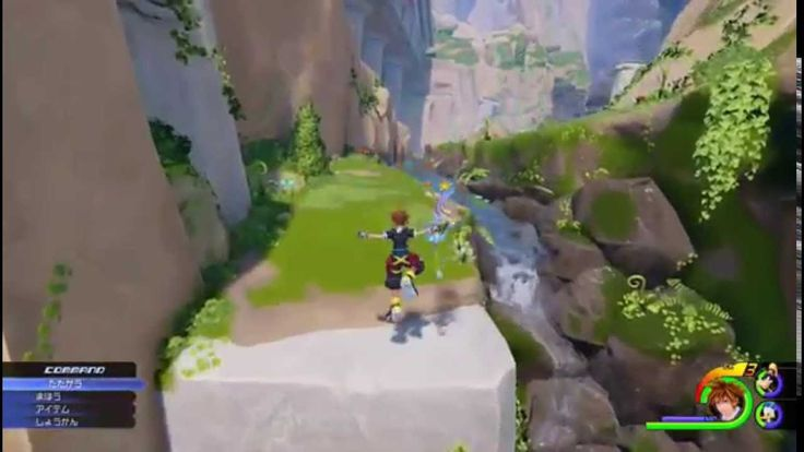 The new Kingdom Hearts 3 trailer.  How perfect would a new Hikaru Utada song be with this?  I really hope she decides to do the theme music for this one!
