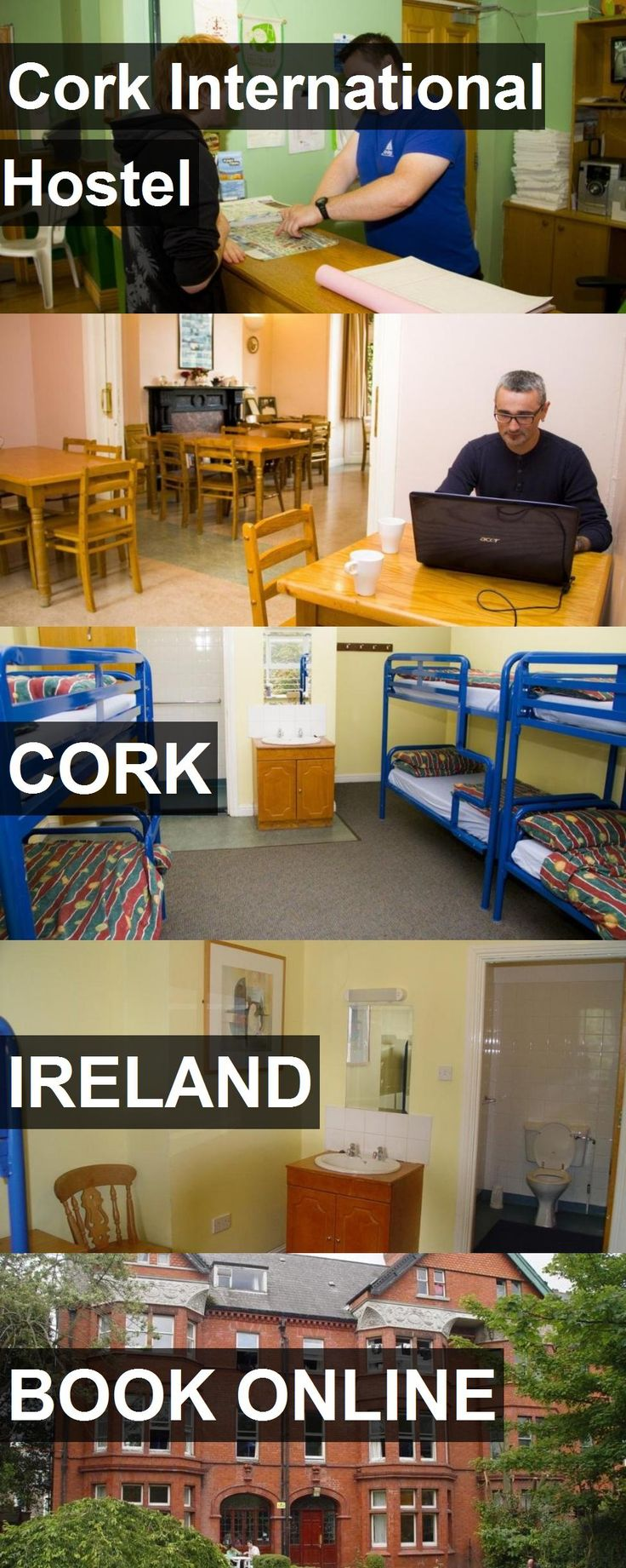 Hotel Cork International Hostel in Cork, Ireland. For more information, photos, reviews and best prices please follow the link. #Ireland #Cork #CorkInternationalHostel #hotel #travel #vacation