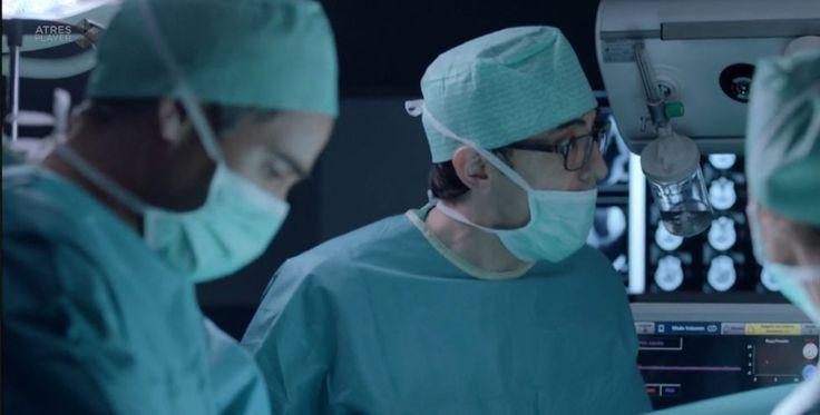 Bajo Sospecha (2nd season)-episode 10-HERSILL Genesis Anaesthesia machine