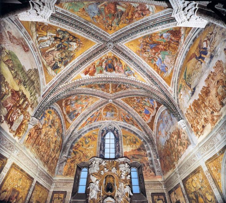 Luca Signorelli's masterpiece: the Chapel of San Brizio frescoes in the Duomo of Orvieto