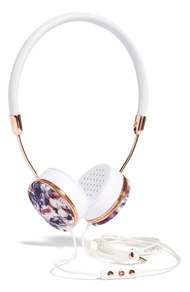 Frends x We Are Handsome 'Layla' Headphones (Online Only) available at #Nordstrom-FLORAL