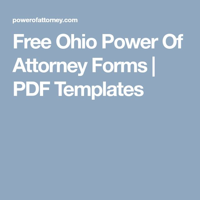 The 25+ best Power of attorney form ideas on Pinterest Power of - special power of attorney form