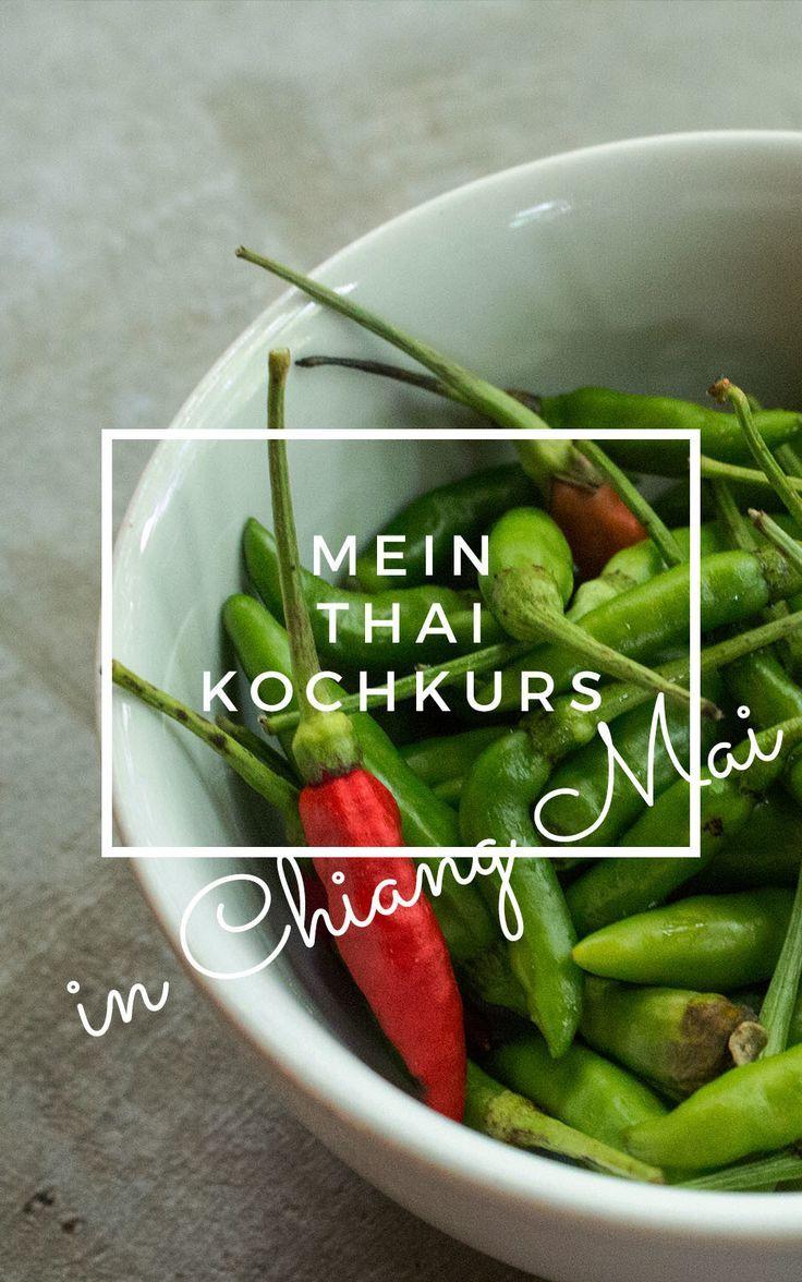 Kochen lernen in Chiang Mai: Thailändisch kochen für Anfänger - endlich Thai-Küche selbst kochen. Der beste Kochkurs in Chiang Mai!