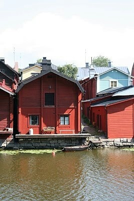 Finland...I'd like to stay here for a week!