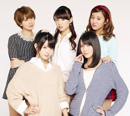 C-ute is a Japanese girl group, consisting of five members. Cute is part of Hello! Project, produced by Tsunku, who also writes almost all the band's songs.