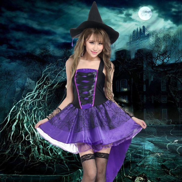 Plus-size-costume-strega-di-halloween-per-le-donne-sexy-di-modo-dello-swallow-tail-vestito.jpg (800×800)