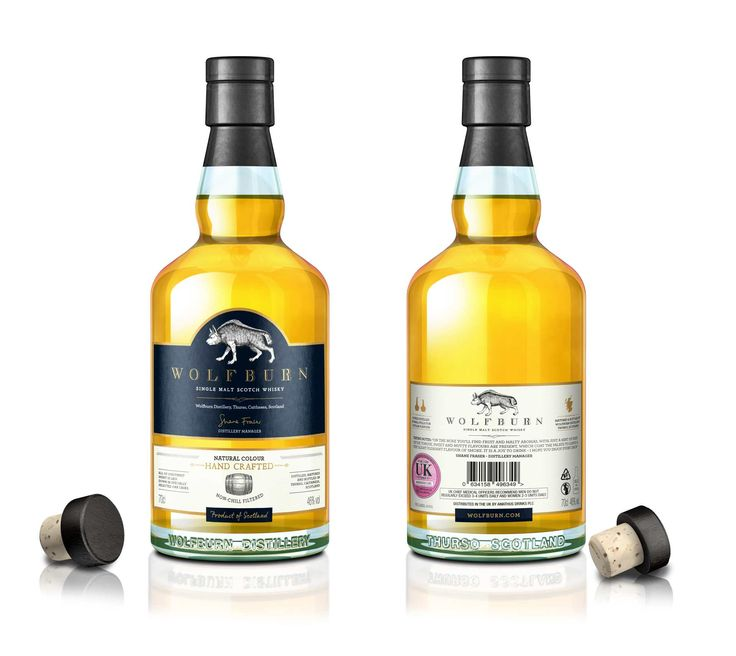 Exclusive: Wolfburn's first official bottling - WhiskyExperts Directly from…