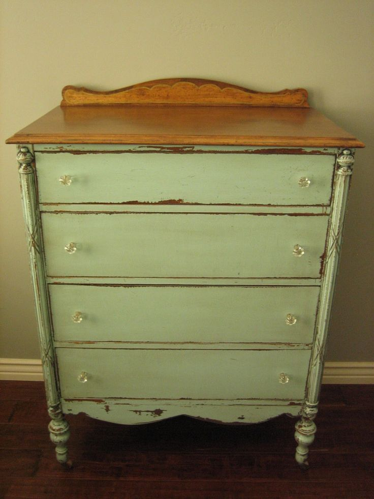 17 Best Images About Old Style Distressed Shabby Chic Furniture On Pinterest Green