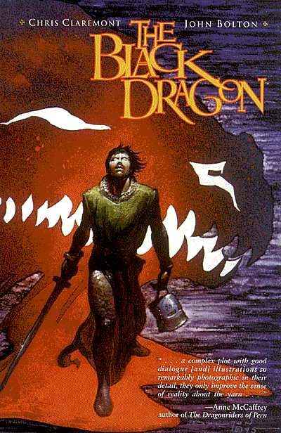 DEAL OF THE DAY Black Dragon TPB - $5.00 Retail Price: $17.95 You Save: $12.95 It is the Year of Our Lord, 1193. King Henry has just died and Richard Coer du Leon still battles abroad for the flag of England. This is the world of James Dunreith, who returns home to Britain from far-flung battlefields following the death of his liege-lord, Henry.  TO BUY CLICK ON LINK BELOW http://tomatovisiontv.wix.com/tomatovision2#!comics/cfvg