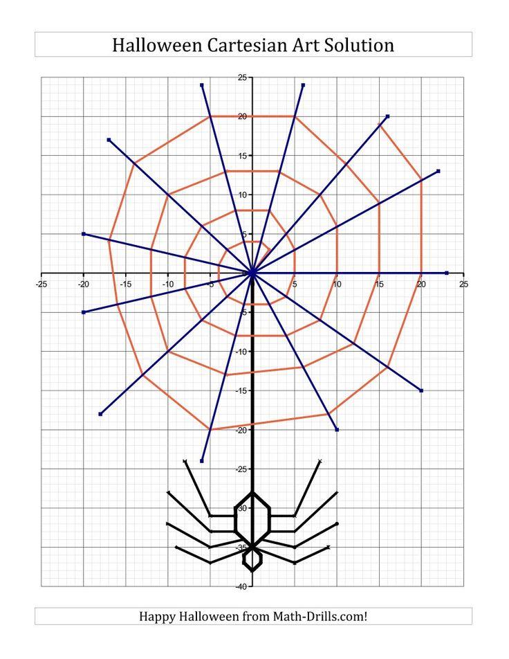 Printable Worksheets halloween algebra worksheets : 13 best Halloween Math Activities images on Pinterest   Halloween ...