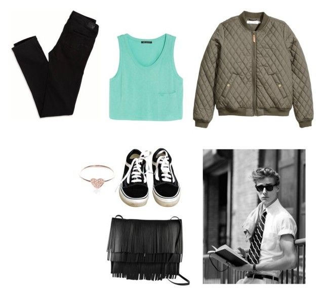 #47 by eight2 on Polyvore featuring polyvore, fashion, style, MANGO, H&M, American Eagle Outfitters, Vans, Proenza Schouler and EF Collection