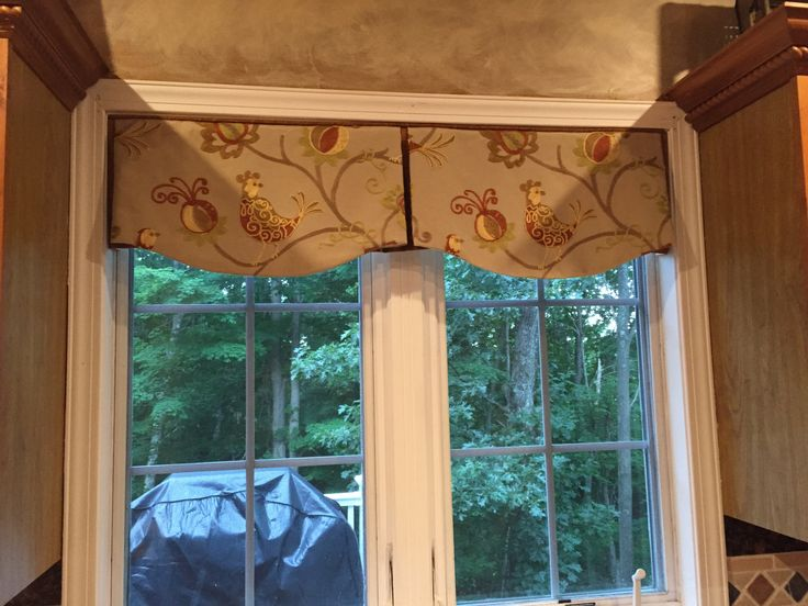 Pin By Linda Rayburn On Valance Details Custom Window