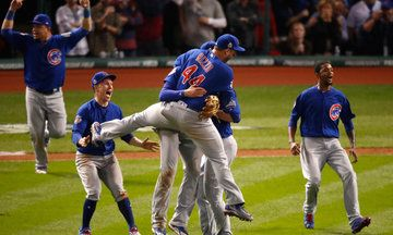 THE CURSE IS OVER! After 108-Year Drought, Cubs Win The World Series