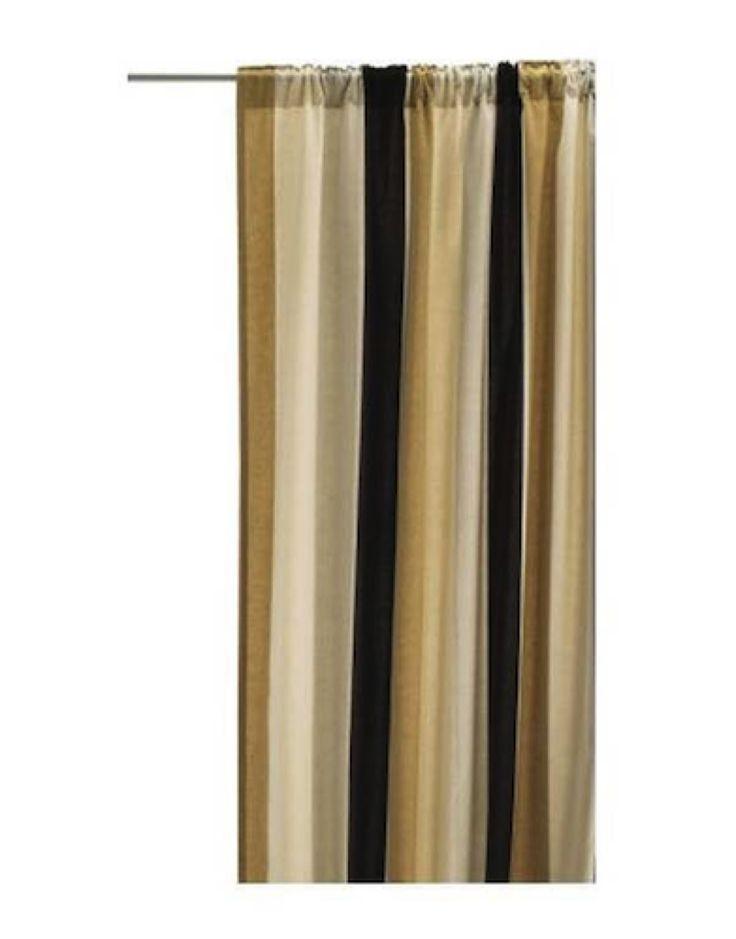 CORTINAS, RAYAS. TERCIOPELO DE ALGODÓN (2) Características - El tejido denso que ayuda a oscurecer la habitación y amortiguar el ruido. PRECIO ORIGINAL: 69 € NUESTRO PRECIO: 30€