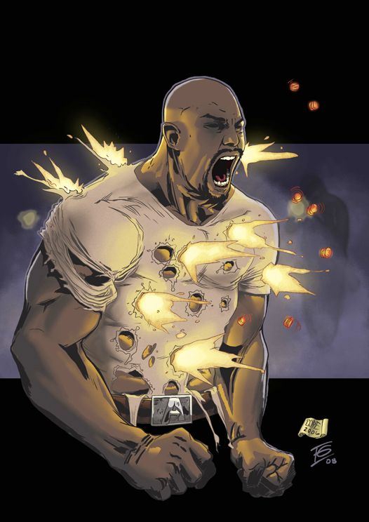 Luke Cage Marvel | Marvel will be Torching the Big Screen with these Heroes ...