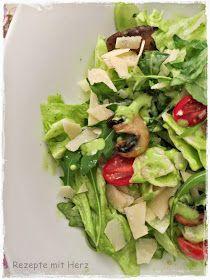 Ich liebe Vapiano. Die frische Pasta, die Salate, einfach lecker.  Kennt Ihr das Rucola Dressing des Hauses ?  Nein ? Dann habt Ihr was ver...