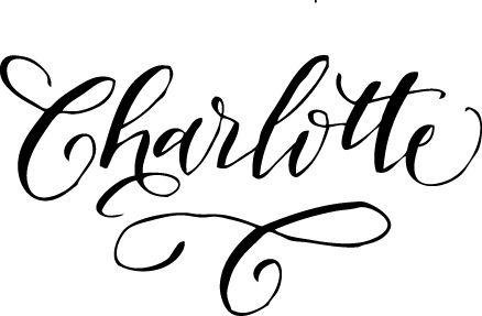 """Antiquaria - """"Calligraphy Flourish"""" Name Monogram Stamp, $35.00 (http://www.shopantiquaria.com/calligraphy-flourish-name-monogram-stamp/)"""